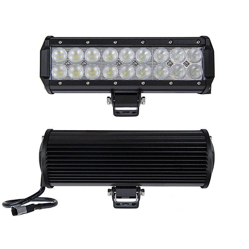 LED WORK LIGHT BAR 4X4 OFF-ROAD ATV TRUCK QUAD FLOOD LAMP