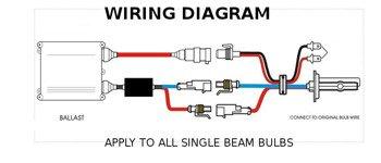 Can Bus Hid Kit Wiring Diagram | Wiring Diagram H Hid Wiring Diagram on