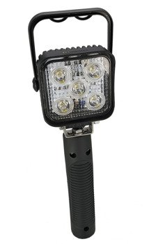 15W (5*3W) LED Rechargeable Portable Work Light with Handle