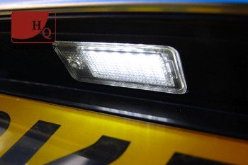 AUDI VW CanBus License Licence Number Plate LED Lamp Light