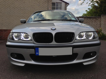 BMW Angel Eyes Rings SMD LED SET (BMW E46 FaceLift,E60)