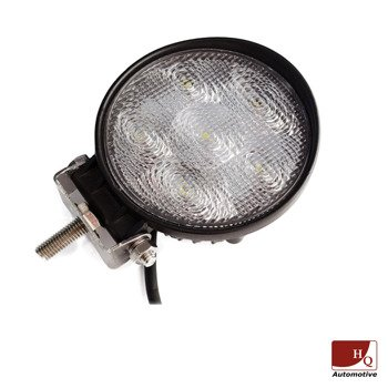 LED WORK LIGHT HALOGEN 4X4 OFF-ROAD ATV TRUCK QUAD FLOOD LAMP 18W 6x LED