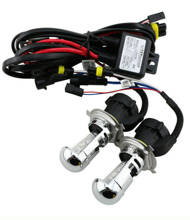 H4 Lamps BI-XENON 10000K for HID Conversion KIT 2pcs